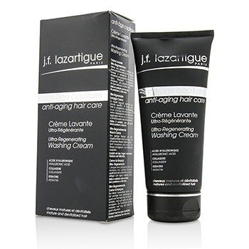 J. F. Lazartigue Anti-Aging Hair Care Ultra-Regenerating Washing Cream
