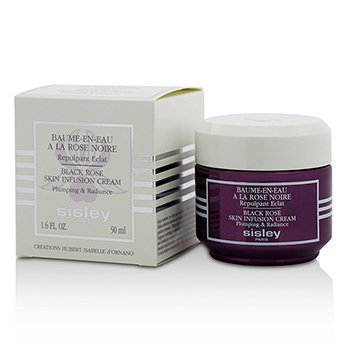 Black Rose Skin Infusion Cream Plumping & Radiance