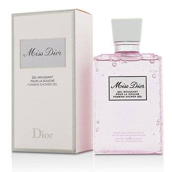 Christian Dior Miss Dior Foaming Shower Gel