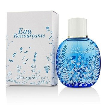 Clarins Eau Ressourcante Treatment Fragrance Refillable Spray (Limited Edition)