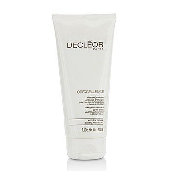 Decleor Orexcellence Energy Concentrate Youth Mask - Salon Size