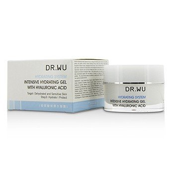 DR.WU Hydrating System Intensive Hydrating Gel With Hyaluronic Acid (Exp. Date: 01/2018)