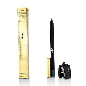 Yves Saint Laurent Dessin Du Regard Waterproof High Impact Color Eye Pencil - # 4 Vert Irreverent