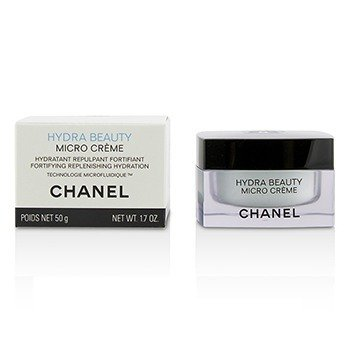 Chanel Hydra Beauty Micro Cream Hydratant Repulpant Fortifiant