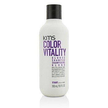 KMS California Color Vitality Blonde Shampoo (Anti-Yellowing and Restored Radiance)