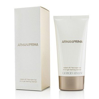 Giorgio Armani Armani Prima Oil-In-Gel Foaming Cleanser