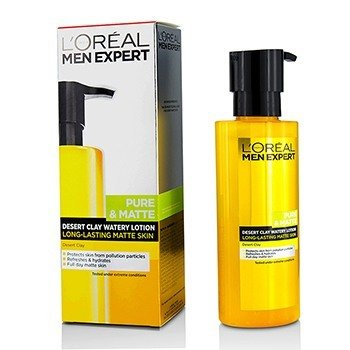LOreal Men Expert Pure & Matte Desert Clay Watery Lotion
