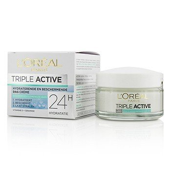 Triple Active Multi-Protective Day Cream 24H Hydration - For Normal/ Combination Skin