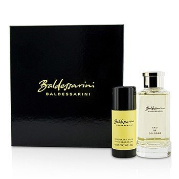 Baldessarini Baldessarini Coffret: Eau De Cologne Spray 75ml + Deodorant Stick 40ml