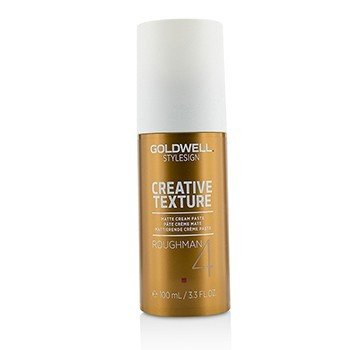 Goldwell Style Sign Creative Texture Roughman 4 Matte Cream Paste