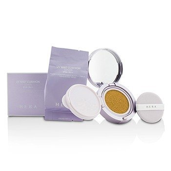 Hera UV Mist Cushion Cover SPF50 With Extra Refill - # C23 Beige Cover