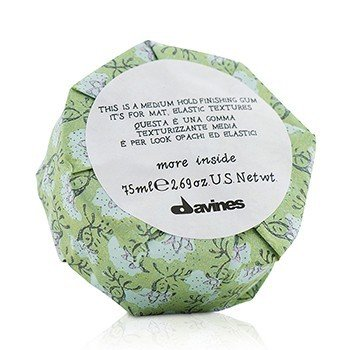 Davines More Inside This Is A Medium Hold Finishing Gum (For Mat, Elastic Textures)
