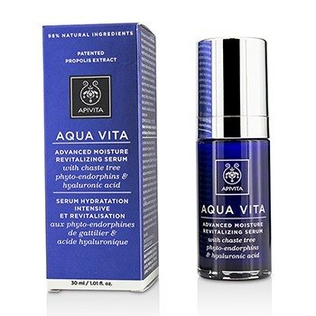 Apivita Aqua Vita Advanced Moisture Revitalizing Serum