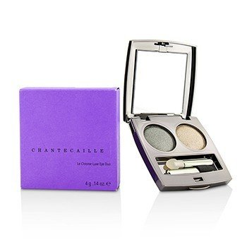 Chantecaille Le Chrome Luxe Eye Duo - #Grand Canal