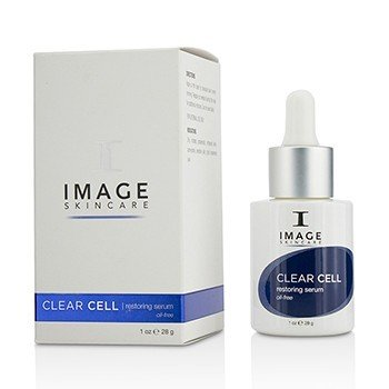 Image Clear Cell Restoring Serum Oil-Free