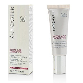 Lancaster Total Age Correction Color Correction Anti-Aging Cream SPF15 - #02 Medium