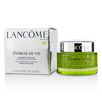 Lancôme Energie De Vie The Illuminating & Purifying Exfoliating Mask - All Skin Types, Even Sensitive