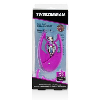 Tweezerman Curl & Go Eyelash Curler