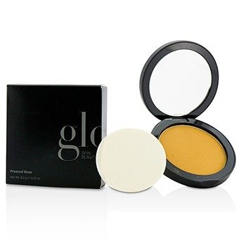 Glo Skin Beauty Pressed Base - # Honey Dark