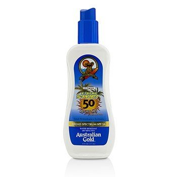 Australian Gold X-Treme Sport Spray Gel SPF 50