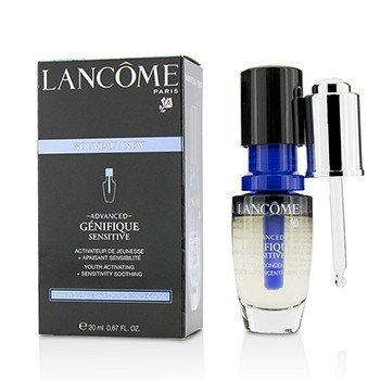 Lancôme Advanced Genifique Sensitive Youth Activating + Sensitivity Soothing Dual Concentrate - All Skin Types, Even Sensitive