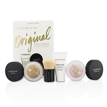 Bare Escentuals Get Started Mineral Foundation Kit - # 08 Light