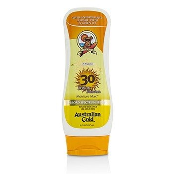 Australian Gold Lotion Sunscreen Moisture Max Broad Spectrum SPF 30