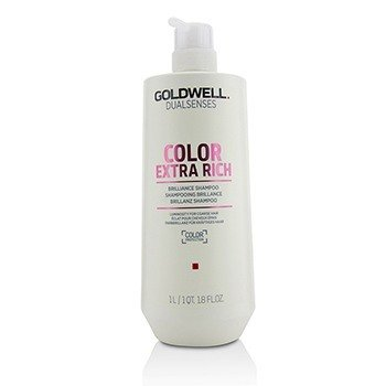 Goldwell Dual Senses Color Extra Rich Brilliance Shampoo (Luminosity For Coarse Hair)