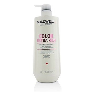 Goldwell Dual Senses Color Extra Rich Brilliance Conditioner (Luminosity For Coarse Hair)