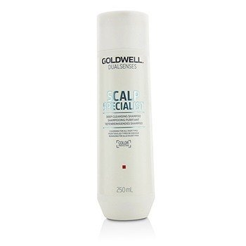 Goldwell Dual Senses Scalp Specialist Deep Cleansing Shampoo (Cleansing For All Hair Types)