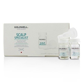 Goldwell Dual Senses Scalp Specialist Anti-Hair Loss Serum (Thickening For Thinning Hair)