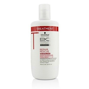 BC Repair Rescue Reversilane Deep Nourishing Treatment (For Thick to Normal Damaged Hair)