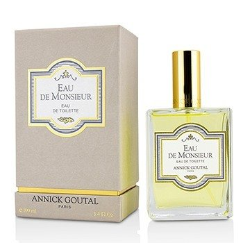 Annick Goutal Eau De Monsieur Eau De Toilette Spray (New Packaging)