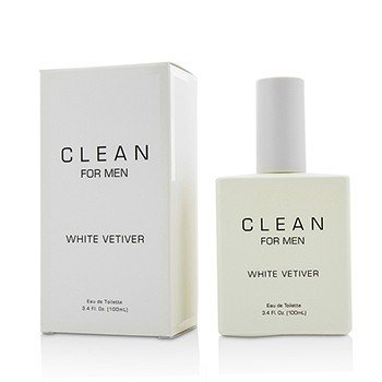 Clean White Vetiver Eau De Toilette Spray