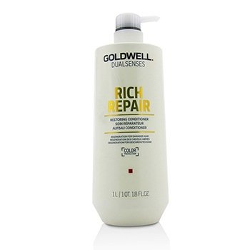 Goldwell Dual Senses Rich Repair Restoring Conditioner (Regeneration For Damaged Hair)