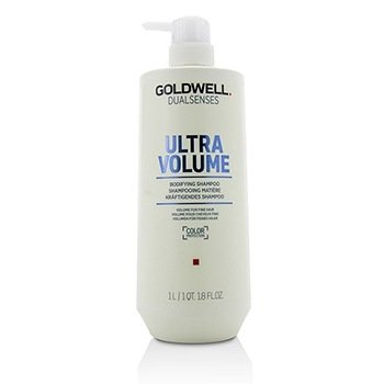 Goldwell Dual Senses Ultra Volume Bodifying Shampoo (Volume For Fine Hair)