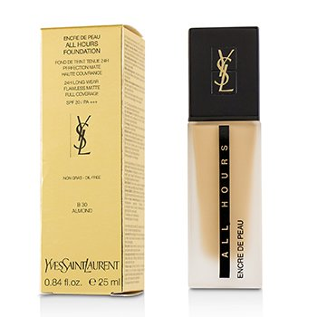 Yves Saint Laurent All Hours Foundation SPF 20 - # B30 Almond