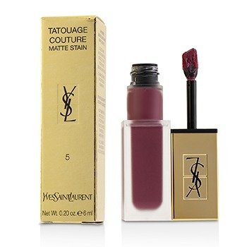 Yves Saint Laurent Tatouage Couture Matte Stain - # 5 Rosewood Gang