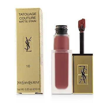 Yves Saint Laurent Tatouage Couture Matte Stain - # 16 Nude Emblem