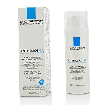 La Roche Posay Anthelios KA Daily Protective Moisturizing Care SPF50+
