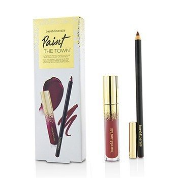 Bare Escentuals Paint The Town Lip Set