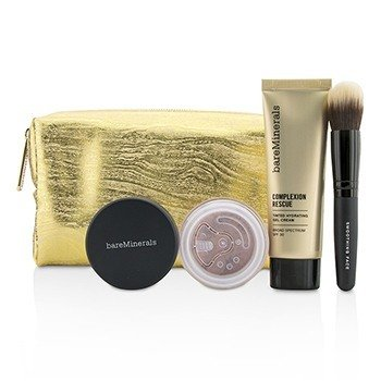 Bare Escentuals Take Me With You Complexion Rescue Try Me Set - # 01 Opal