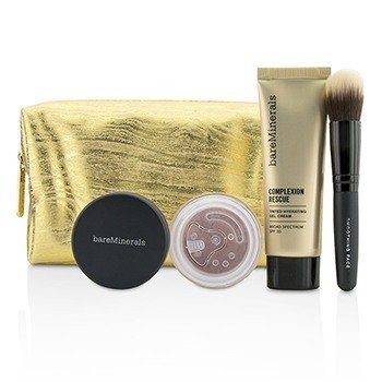 Bare Escentuals Take Me With You Complexion Rescue Try Me Set - # 02 Vanilla