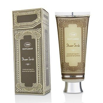 Sabon Shower Scrub - Gentleman