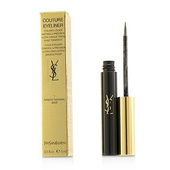 Yves Saint Laurent Couture Liquid  Eyeliner - # 7 Argent Maximal Irise