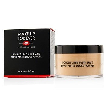 Make Up For Ever Super Matte Loose Powder - # 20 (Suntan)