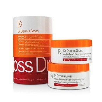 Dr Dennis Gross Alpha Beta Extra Strength Daily Peel - Jar