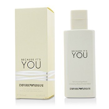 Giorgio Armani Emporio Armani Because Its You Sensual Perfumed Body Lotion
