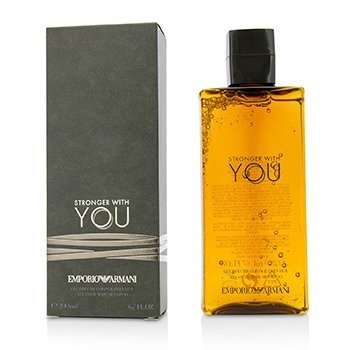 Emporio Armani Stronger With You All Over Body Shampoo