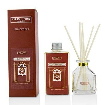 The Candle Company Reed Diffuser - Sugar Plums (Sugar Plum, Mandarin Orange & Candy Cane)